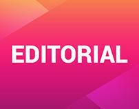 EDITORIAL - CREATIVE DIRECTION