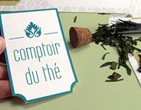Comptoir du thé
