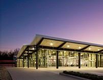 Modern Architecture - Driver's Service Center