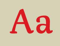 Rumba, a three styles family typeface