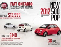 FIAT (Showroom campaign)
