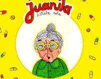 Juanita estaba sola