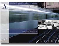 Amentra web site