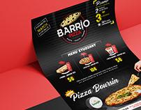 BARRIO PIZZA .
