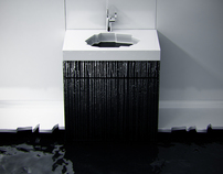 Arctic bathroom
