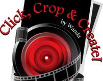 Click, Crop & Create!