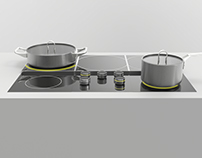 Scout: Cooktop For The Visually Impaired