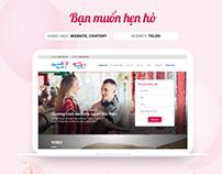 Website Bạn Muốn Hẹn Hò