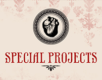 Special Projects & Designs