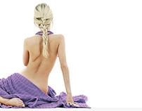 Beauty Spa Saloon Web Site Design