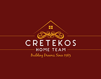 Cretekos Home Team Branding
