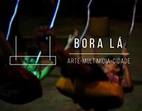 Bora Lá // Instalação Interativa