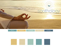 Sootholgy site banner mock-ups.