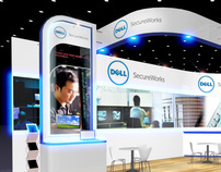 Dell Secureworks - Exhibition Stand Design