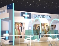 Covidien - Exhibition Stand Design