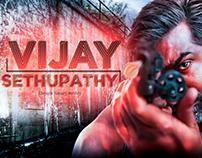 Vijay Sethupathy edit work