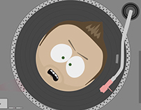 Predy versión South Park