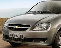 Lançamento Chevrolet Classic - Incentivo de Vendas