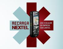 Nextel - Recarga Nextel