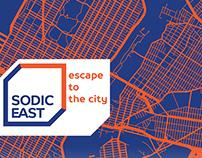 SODIC EAST - Escape to The City Campaign