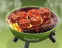 Grill Digital Phone