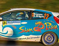 Car livery | M.Lorenzo 2014