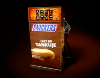 snickers fuel pump