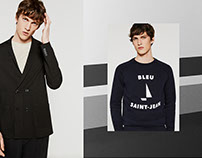 zara ,man editorial