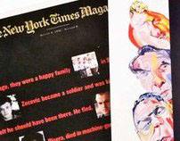 The New York Times & The Boston Globe