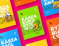 JANCZAKI - Branding & Packaging Design