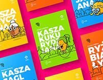 JANCZAKI - Branding & Packaging Design