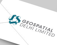 Identity Design: Geospatial Delhi Limited