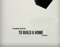 The Cinematic Orchestra / To Build A Home
