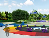 A Design Concept, The Children's Playground