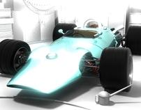 60's F1 Grand Prix Racer