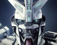 Gundam - Own design