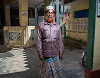 PEOPLE FROM JAFFNA, SRI LANKA