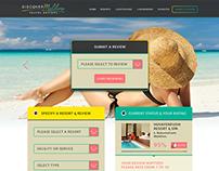 DiscoverMaldives.com Website Design