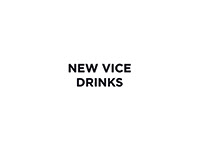 CHALLENGE | NEW VICE DRINKS