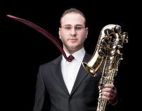 Saxophonist Gor Ghasabyan