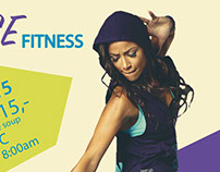 UOC (UNA) Fitness Flyer