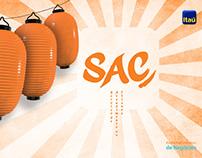 Itaú Unibanco - SAC
