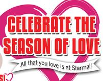I Love Starmall Valentines Campaign
