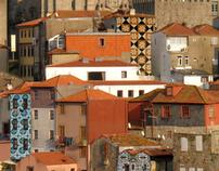 Azulejos in Porto