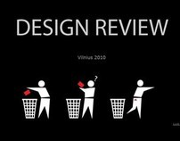 DESIGN REVIEW (SITE FOR THE EVENT)