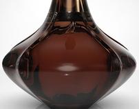 Perfume bottle 3d visualisation