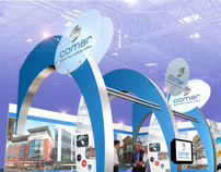 Comar - Exhibition Stand Design