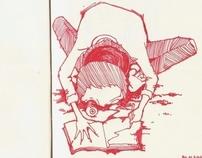 my Sketch book - 09