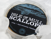 Isle of Mull Scallops