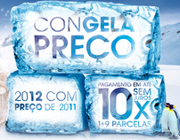 Congela Preço